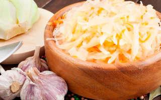 Как приготовить маринованную капусту на зиму?