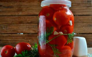 Помидоры с морковной ботвой — рецепты заготовок
