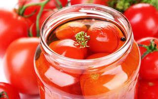 Как засолить помидоры на зиму?