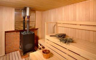 Печь для бани своими руками — порядок действий и необходимые материалы