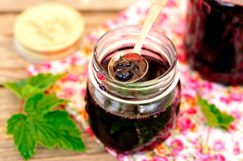 Варенье из черноплодной рябины - рецепты заготовок