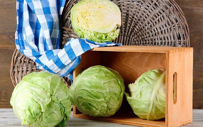 Как хранить капусту в подполье на зиму